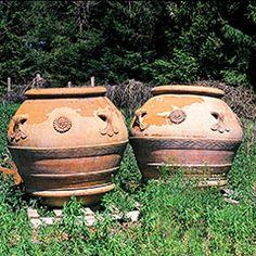 Olive Oil Urn (Castello di Uzzano, Italy, ca. 1863)