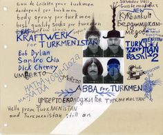Deodorant For Turkmen - Babi Badalov - Wikipedia, the free encyclopedia