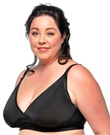 f8491d15a00eb Melinda G Simply Divine Tee-Shirt Soft-Cup Nursing Bra with Removable Pads (