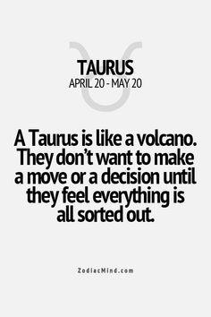 Taurus Lover, Taurus Man, Taurus And Gemini, Taurus Bull, Taurus Quotes, Zodiac Signs Horoscope, Horoscopes, Zodiac Taurus, Taurus Funny