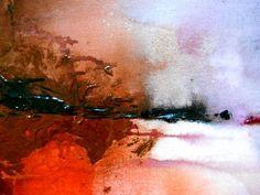 Artwork >> Bernadette Malecki >> Fire  #artwork, #masterpiece, #color, #bright, #painting