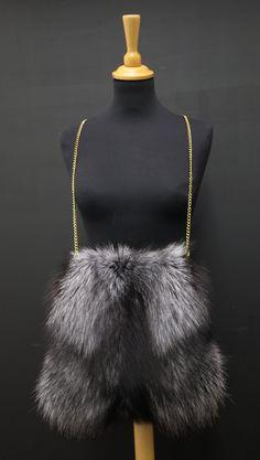 Luxusní kožešinový rukávník/štucl ze stříbrné lišky. Český výrobek. #spongr #kuzedeluxe #pravakozesina Ballet Skirt, Skirts, Fashion, Moda, Tutu, Fashion Styles, Skirt, Fashion Illustrations