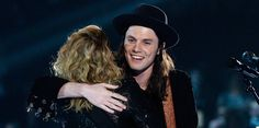 Watch Tori Kelly and James Bay Grammy performance