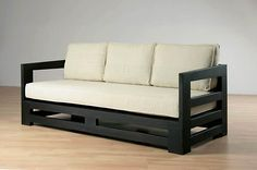 Outstanding Diy Sofa Design Ideas You Can Try 15 Iron Furniture, Diy Furniture Plans, Sofa Furniture, Pallet Furniture, Furniture Design, Luxury Furniture, Solid Wood Furniture, Furniture Makeover, Vintage Furniture