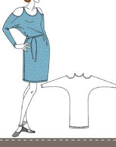 12 modele de tipare pentru croitoresele începătoare. Câteva cusături și haina este gata! - Fasingur Needlework, Bohemian, Sewing, Casual, Diy, Stylish Clothes, Do It Yourself, Couture, Couture