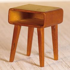 Detail Image of Modern Side Table (W)