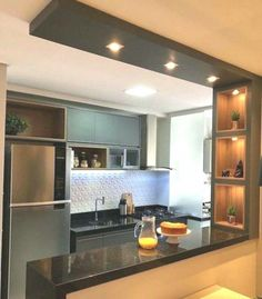 74 Easy And Simple Contemporary Kitchen Design Ideas. Here are the Contemporary Kitchen Design Ideas. This post about Contemporary Kitchen Design Ideas was posted under the Kitchen category Kitchen Bar Design, Kitchen Layout, Home Decor Kitchen, Interior Design Kitchen, Kitchen Ideas, Kitchen Ceiling Design, Kitchen Colors, Diy Kitchen, Kitchen Counters