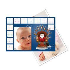CALENDÁRIO DE NATAL 2013  Dimensão do calendário :: 32 x 45cm  Dimensão da imagem:: 30 x 40cm  Características :: Tema Natal;  100% Personalizável (dupla face);   Coloque 3 fotos - duas na   frente e outra no verso;   Impressão a laser digital   em papel de alta qualidade;   Papel de 250gr   http://www.fotosport.pt/gca/coleccoes/natal/calendarios