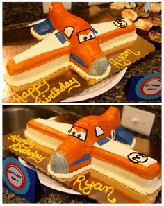There are only two ways to live your life.: Airplane Themed Birthday Party …