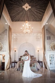 Lea And Michaels Elegant Glam Wedding