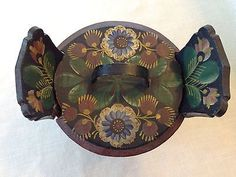 Antique-Norwegian-Rosemaling-Os-Style-Tine-Box1880-1930