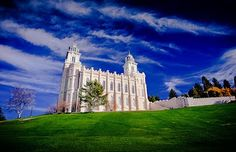 Amazing temple pictures taken by an amazing photographer, Scott Jarvie  Manti, Utah