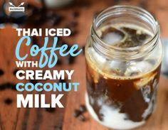 Vegan \ Paleo Thai iced coffee