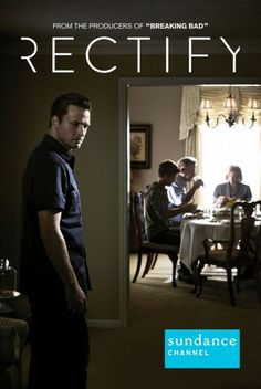Rectify show on Sundance channel