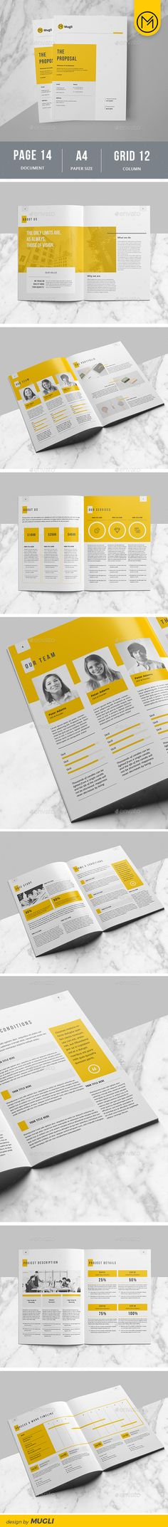 Marketing Agency Proposal Template - Free Sample New Business - photography proposal template