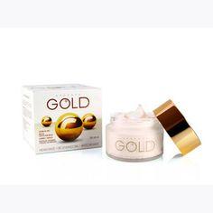Crema cu particule de Aur