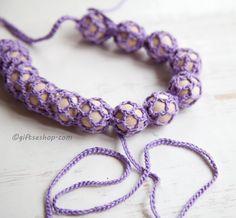 Crochet Nursing Teething Necklace DIY tutorial IMG_5203-1