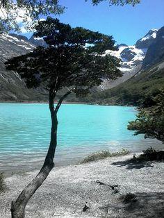 Laguna Esmeralda. Ushuaia, Argentina
