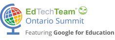 2014-04-05 EdTechTeam Ontario Summit featuring Google for Education