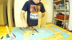 Neste video é realizado, o layout também os pés são colados, e corte dos encaixes em caixa e espiga das partes verticais. --*-- In this video is done, the layout also the feet are glued together, and cut the slots in mortise and tenon of vertical parts.  Channel: http://youtube.com/c/bdm_pt         Site: http://woodworking.augcampos.pt        Blog: http://woodworking.augcampos.pt/blog-posts           FB: https://www.facebook.com/blogdasmadeiras     IGram: https://www.instagram.com/augcampos
