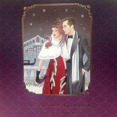 Huge 3D ART DECO Pop Up CLINTONS Christmas Card LOVE OF MY LIFE Boxed RRP £15.00 • £8.99 - PicClick UK