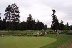 Foster Golf Links, Tukwila, WA