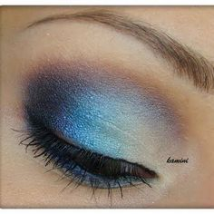 Blue by Kinga C