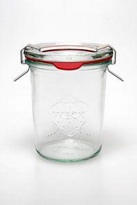 German Weck jar.