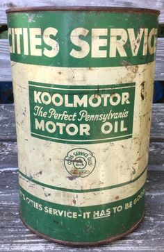 CITYS SERVICE Motor Oil