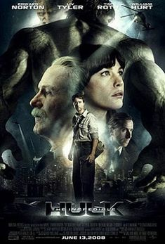Hulk 2008   The Incredible Hulk (2008)