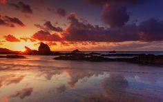Playa de Arnia @ Liencres  #Cantabria #Spain