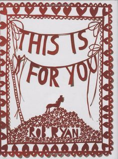This is for You: Rob Ryan