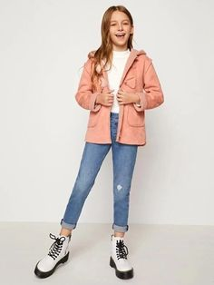 Teenage Girl Outfits, Cute Casual Outfits, Teenager Outfits, Outfits For Teens, Stylish Outfits, Preteen Fashion, Office Fashion Women, Teen Fashion Outfits, Girl Fashion