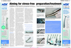 Aiming for stress-free preparation/treatment with the NSK Ti-Max The Probe, July 2015 Stress Free, Dental, Finding Yourself, Articles, Learning, Study, Dentist Clinic, Teaching, Studying