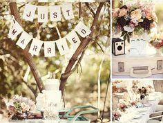 casamento vintage - Pesquisa Google