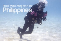 PHOTO WALKS. More FUN in the Philippines!