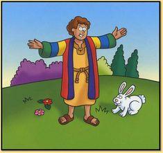 La Historia de José - The Story of Joseph | Religión y creencia Bible Activities, Bible Crafts, Family Guy, School, Kids, Fictional Characters, Torah, Petra, Wordless Book