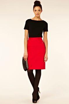 Pippa Pocket Pencil Skirt