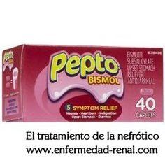Pepto-Bismol es un tipo de medicamento que se utiliza comúnmente para tratar el dolor de estómago, diarrea, acidez estomacal, indigestión, y algunos otros trastornos gastrointestinales