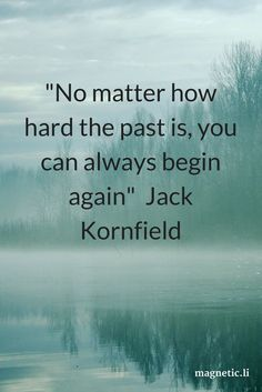 t's never to late to start again, no matter how bad things are. Have faith and you will succeed. Listen to my podcast to discover why you shouldn't let the past hold you back from achieving your goals