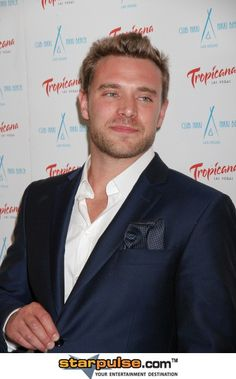 Billy Miller...miss you on Y&R