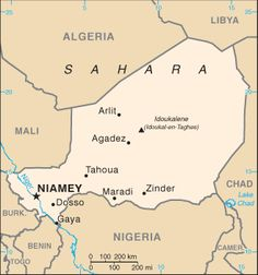Niger - I miss the people!