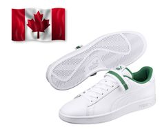 d3b0d350f160 PUMA Men's Smash V2 V Fresh Sneaker W-Amazon Green Size 12 CDN Deliver to