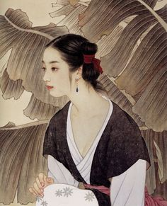 Художники Wang Meifang, Zhao Guojing. | Картины и Репродукции