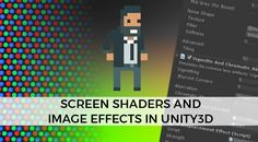 Learn how to use shaders to create image effects and filters for postprocessing in Unity. Free tutorial with example and source code ready to download.