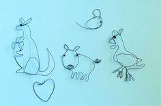 emory's wire animals