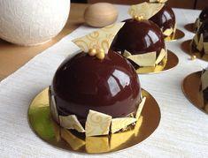 Mousse Cake, Mini Cakes, Baked Goods, Ham, Cheesecake, Pudding, Baking, Desserts, Recipes