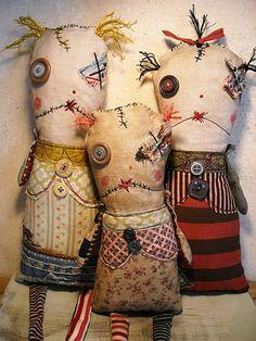 cute Junker Jane dolls(LOVE!!!!)