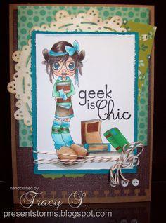 Present Scraps: Geek is Chic