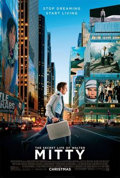 """""""A Vida Secreta de Walter Mitty"""" teve divulgado novos trailers e cartaz http://cinemabh.com/trailers/a-vida-secreta-de-walter-mitty-teve-divulgado-novos-trailers-e-cartaz"""